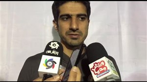 صحبتهای محمدرضا حسینی بعد از بازی با پرسپولیس
