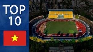 10 استادیوم بزرگ کشور ویتنام