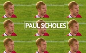 اسطوره های لیگ قهرمانان اروپا؛ پل اسکولز