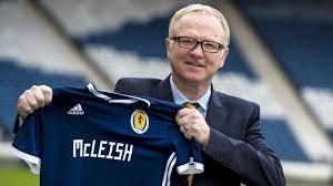 سرمربی تیم ملی اسکاتلند اخراج شد