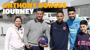 نگاهی به سفر شگفت انگیز آنتونی بورخس به بارسلونا