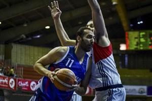 حواشی دیدار حساس بسکتبال شهرداری گرگان - شیمیدر