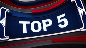 5 حرکت برتر بسکتبال NBA در شب گذشته (30-01-98)