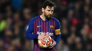 راه دراز لیونل مسی برای شکستن یک رکورد در بارسلونا