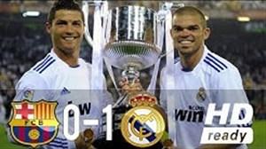 درچنین روزی پیروزی رئال مادرید برابر بارسلونا در فینال کوپادل ری