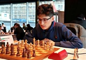 انصراف شطرنج باز ایرانی از مسابقه با نماینده رژیم صهیونیستی