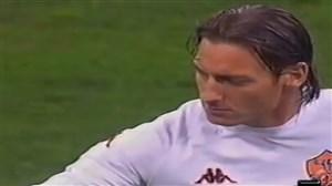 بازی خاطره انگیز اینتر - آ اس رم در فصل 03-2002