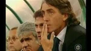 بازی خاطره انگیز اینتر مقابل آ اس رم در فصل 05-2004