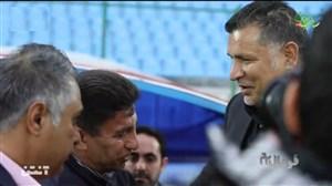 حواشی بازی سایپا - سپاهان در هفته 26 لیگ برتر