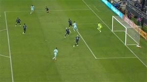 گل فوق العاده زیبا در 10 ثانیه (لیگ آمریکا)