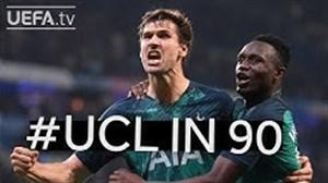مروری بر مرحله یک چهارم لیگ قهرمانان اروپا در 90 ثانیه
