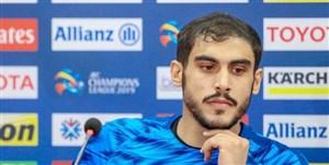 محمد الواکد: فقط برای شکست استقلال بازی خواهیم کرد