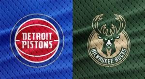 ویدئو خلاصه بسکتبال میلواکی باکس - دیترویت پیستونز
