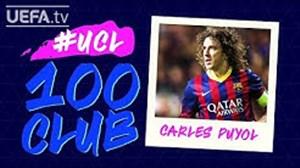 افتخارات کارلوس پویول در لیگ قهرمانان اروپا