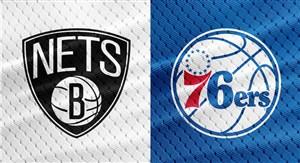 خلاصه بسکتبال فیلادلفیا - بروکلیننتس (بازیپنجم)