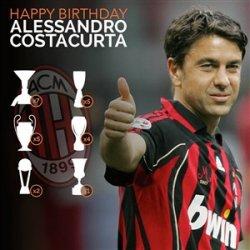 کلیپ باشگاه آث میلان به مناسبت تولد الساندرو کاستاکورتا