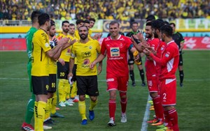پیشبازی هفتادمین الکلاسیکوی فوتبال ایران