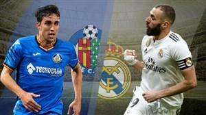 خلاصه بازی ختافه 0 - رئال مادرید 0