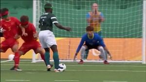 برترین گلهای فوتبال 5 نفره در پارالمپیک ریو