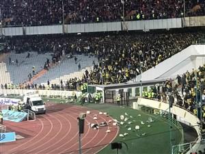 خسارت 200 میلیون تومانی به ورزشگاه آزادی