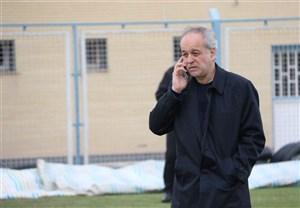 گلایه شدید رئیس هیئت مدیره تراکتور از بازیکنان