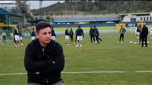قلعه نوعی :تا پایان جام حذفی به هیچ باشگاهی فکر نمیکنم