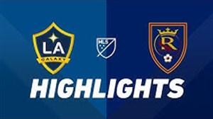 خلاصه بازی رئال سالت لیک 1 - لس آنجلس گلکسی 2(گلزنی زلاتان)