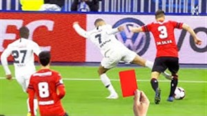 خشونت به سبک ستارگان فوتبال