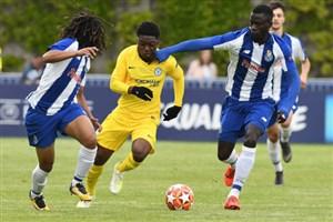 خلاصه بازی پورتو 3 - چلسی 1 (فینال لیگ جوانان اروپا)
