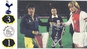 بازی خاطره انگیز آژاکس - تاتنهام در سال 1981