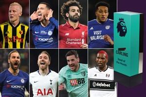 برترین گل های ماه آوریل لیگ برتر جزیره 2019