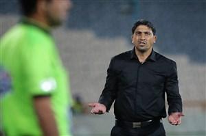 علوی: بازیکنان باید تا بالاترین حد برابر عراق بجنگند