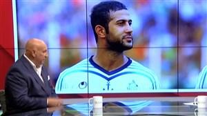 نظر وینگوبگوویچ در مورد بازیکنان ایرانی