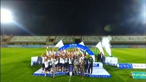 جشن قهرمانی گل گهر سیرجان در لیگ یک 98-97