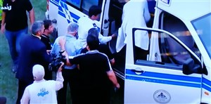 نصیریاندوست: کریمی تا ساعتی دیگر مرخص میشود