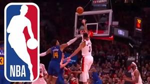 لحظات برتر پلیآف بسکتبال NBA