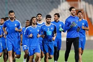 ترکیب احتمالی استقلال مقابل الدحیل قطر
