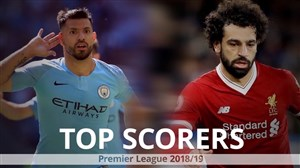 برترین گلزنان لیگ برتر جزیره فصل 19-2018