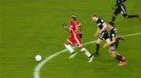 سرعت خیره کننده آداما ترائوره بازیکن ولورهمپتون در لیگ جزیره