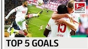 5 گل برتر باشگاه کلن در فصل 19-2018