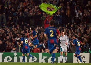 برترین گل های بارسلونا در برابر لیورپول تا سال 2006