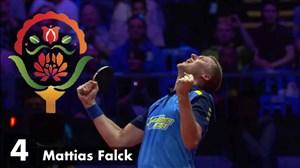4 لحظه برتر تنیس روی میز در مسابقات جهانی