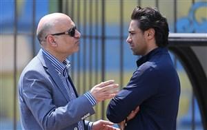 امیرحسین فتحی : داوران یک جام از استقلال گرفتند