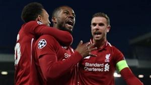 لیورپول و صعود باورنکردنی در لیگ قهرمانان