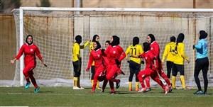 لیگ برتر فوتبال بانوان؛ جدال مدعیان به میزبانی بم