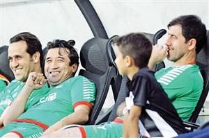 جام رمضان درحضور ستاره های فوتبال و هنر