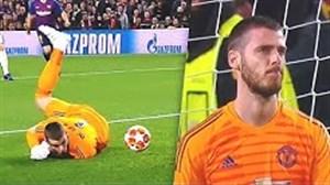 سوتی های عجیب دروازبانان بزرگ در زمین فوتبال