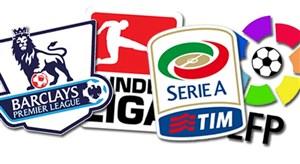 برترین های هفته گذشته لیگهای معتبر اروپایی (19-02-98)