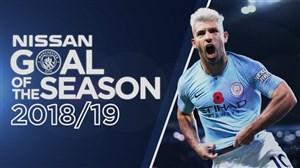 برترین گل های باشگاه منچسترسیتی در فصل 19-2018