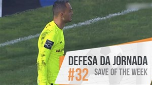 سیو استثنایی دروازه بان ماریتیمو در لیگ پرتغال